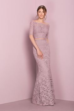 Kelsey Rose and Her Beautiful Bridesmaid Dresses Ideas, Copy The Style Dress Brukat, Kebaya Dress, Dress Pesta, Lace Dress, Kebaya Lace, Kebaya Brokat, Trendy Dresses, Nice Dresses, Prom Dresses