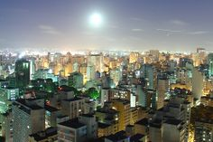 Sao Paulo is both the largest city in Brazil and the seventh largest city in the world.
