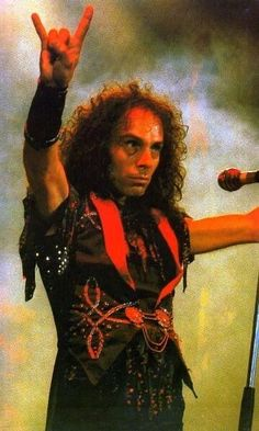 Heavy Metal Rock, Heavy Metal Music, Heavy Metal Bands, Music Love, Rock Music, El Rock And Roll, James Dio, Tribute, Rock Of Ages