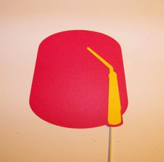 Photo Booth Props Dr Who Inspired Fez Photobooth by PimpYourParty, $6.00