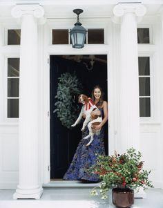 AERIN Lauder Home via Habitually Chic®
