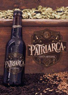 Diseño de presentación para cerveza artesanal