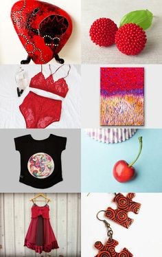 The passionate red by Asta on Etsy--Pinned with TreasuryPin.com
