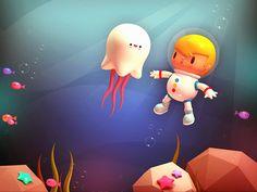 Illustration Mid 2014 on Character Design Served