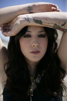Michelle Branch tattoo