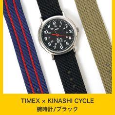 TIMEX × KINASHI CYCLE
