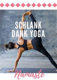 Yoga ist was zum Entspannen? Von wegen! Sie werden sich wundern, wie viele Kalorien Sie bei diesen 7 Yoga-Posen verbrennen