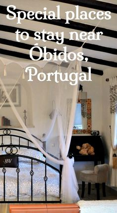 Special places to stay near Obidos, Portugal. This medieval town and beautiful suurounding countryside and coastline make a great base for exploring central Portugal. Here are my picks for charming hotels, guesthouses and apartments in and around Obidos.