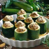 Lajos Mari konyhája - Gombás-sonkás sertésrolád Zucchini, Paleo, Favorite Recipes, Dinner, Vegetables, Food, Dining, Food Dinners, Essen
