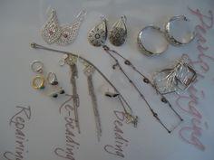Variety of beautiful jewelry !