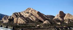 Vasquez Rocks, near Santa Clarita, CA