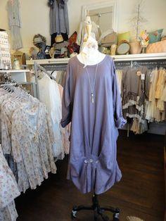 Betty Hadikusumo Victorian Dress in Lavender