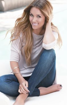 Lauren Conrad. I just need her hair and clothes, not just in this picture but in general, please and thank you.