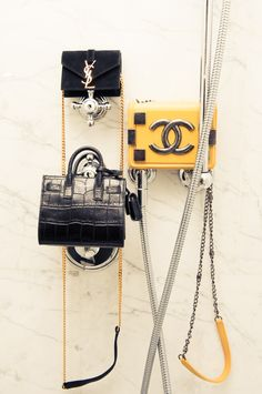 """[I never leave the house without] my mobile, makeup, money and a sense of humor!"" http://www.thecoveteur.com/thassia-naves/"