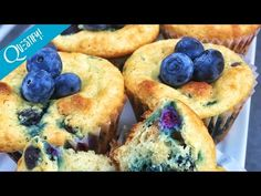 Watch this Blueberry Muffin Quest Bar Turn Into a Muffin | The Bloq