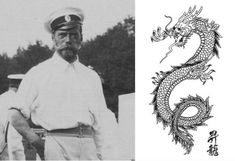 Nicholas II – The Tsar with the Dragon Tattoo – Slavorum Tsar Nicolas, Tsar Nicholas Ii, Stargate Project, John Jacob Astor Iv, King Edward Vii, Nikola Tesla, Black Dragon, Tattoo You, Tatoo