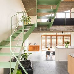 Arch Interior, Interior And Exterior, Interior Design, Stairs Architecture, Interior Architecture, Building Design, Building A House, House Inside, Staircase Design