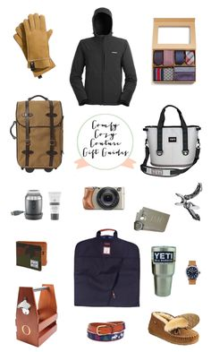 Comfy Cozy Couture: Christmas Gift Guide For The Men in Your Life
