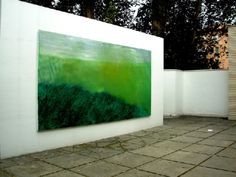 Herbert Brandl Venice, Aquarium, Flat Screen, Museum, Tapestry, Cabinet, World, Nature, Painting