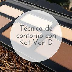 #review Shade + Light Contour Palette de Kat Von D Link: wp.me/p6duxk-mX #KVD #KatVondD
