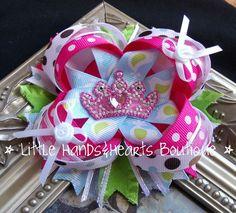 Pretty Princess Hairbow