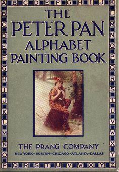 peter-pan-alphabet-painting-book1.jpg (938×1349)