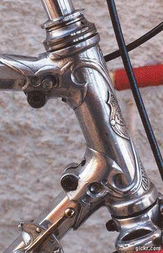 Vintage bicycles - lug lust