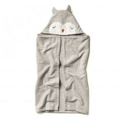 Adairs Baby Animal Hooded Towel Owl, baby towel, towel for baby Cute Baby Shower Gifts, Baby Gifts, Adairs Kids, Cot Sheets, Baby Towel, Cotton Towels, Nursery Decor, Nursery Ideas, Home Gifts