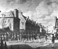 On February the Treaty of Paris ended the Seven Years War. The Treaty was signed by the Kingdom of Great Britain, France and Spain with Portugal in agreement. France was left heavily in debt. French History, Canadian History, American History, Samuel De Champlain, Acadian Homes, American Revolution, French Revolution, British America, Treaty Of Paris