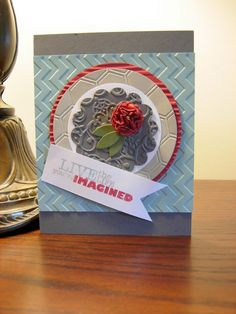 Live the Life you've Imagined by Creative Flare Cards