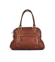 Borsa da donna in pelle  borse di pelle  modello di BORSEVERAPELLE
