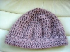 Hand Crocheted Women's Hat by NortherNights on Etsy, $10.00