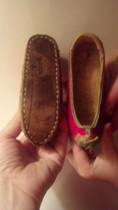 Can any one tell me about the old children s shoes  cbbb8b68b8