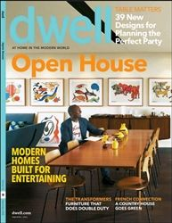 Dwell magazine September 2012 on sale now at www.shipzoo.com