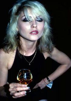 1978 ~ Debbie Harry ~ Photo By Barry Schultz