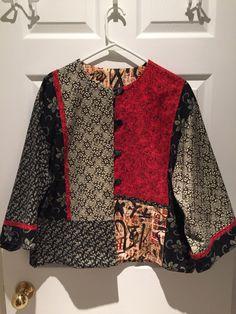 Jackets / Shirts   jmn Shirt Jacket, Kimono Jacket, Zipper, Sweaters, Sewing, Shirts, Wordpress, How To Wear, Pockets