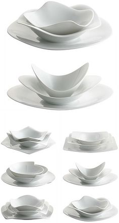 cool tableware by rosenthal designed Platt&Young