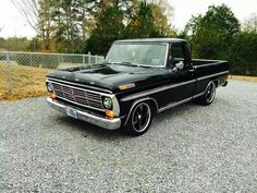 1969 Ford F100 Pickup | Trucks and Pickup Trucks (Old and New ...