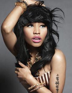 Nicki Minaj <3 love her