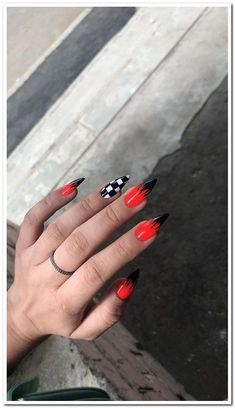 Cute Acrylic Nails 695243261212675486 - Hot Trending Products Free worldwide shipping – Summer Nails Acrylic Acrylic Nails Designs for Summer Be it short, long, almond-shaped, stiletto, s – Source by Acrylic Nails Stiletto, Best Acrylic Nails, Acrylic Nail Designs, Aycrlic Nails, Matte Nails, Hair And Nails, Nail Nail, Nail Swag, Nagel Hacks