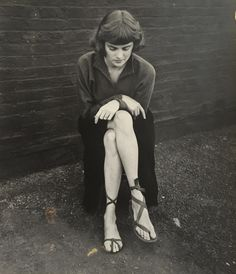 flashofgod: Man Ray, Selma Browner, 1940. – cameretta sabauda