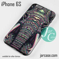 elephant head aztec Phone case for iPhone 6/6S/6 Plus/6S plus
