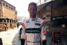 ジェンソン・バトン、F1モナコGPのフリー走行がMCL32での初走行  [F1 / Formula 1]