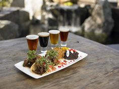 Stone Brewery in Escondido for the beer enthusiast.