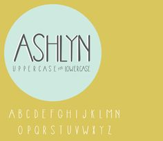 Check out Ashlyn by OnTheSpotStudio on Creative Market