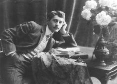 """Baron Jacques d'Adelswärd-Fersen (1880–1923) was a French novelist & poet. His life forms the basis of a fictionalised biography by Roger Peyrefitte. In 1903 a scandal involving school pupils made him persona non grata in the salons of Paris, & dashed his marriage plans; after which he took up residence in Capri with his long-time lover, Nino Cesarini. He became a """"character"""" on the island in the inter-war years, featuring in novels by Compton MacKenzie & others"""