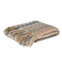 Marrakesh Desert Throw Blanket