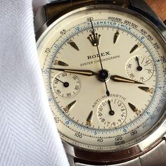 Vintage Rolex Oyster Chronograph