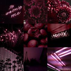 Burgundy Aesthetic, Aesthetic Colors, Aesthetic Collage, Aesthetic Photo, Aesthetic Pictures, Night Aesthetic, Aesthetic Backgrounds, Aesthetic Iphone Wallpaper, Aesthetic Wallpapers
