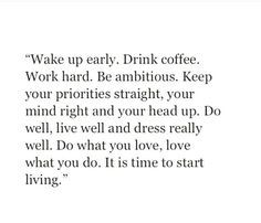 Some good vibes for a morning kick start. #morning #kickass #girlboss #likeaboss #ownit #dreamit #liveit #coffeelove #notalkiebeforecoffee